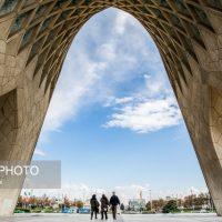 اسکان ۱۳۰۰ مسافر نوروزی در کمپهای بوستانهای پایتخت/ استقبال شهروندان از تورهای سه برج