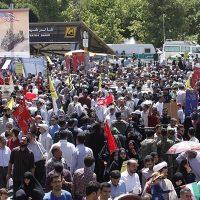 دعوت سازمان میراث فرهنگی برای حضور گسترده مردم در راهپیمایی روز قدس