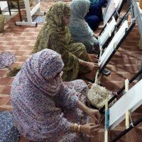 نمایشگاه صنایعدستی در کوشکنار پارسیان افتتاح شد