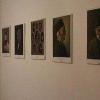 نمایش آثار کمالالملک در موزه مسجد تاریخی سرخه سمنان