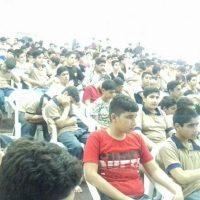 افتتاح اردوهای دانش آموزی کمیته امداد در رودسر