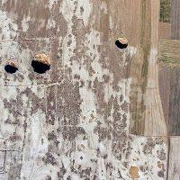 روایتی تلخ از کبودرآهنگ زخمی؛ سرسبزترین دشت همدان آبکش شد!