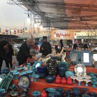 حضور ۱۰۰ گروه هنری در نوروزگاه بلوار کشاورز