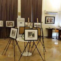 نمایشگاه عکس «سران جهان و میراثفرهنگی ایران» در کاخ سعدآباد دایر شد