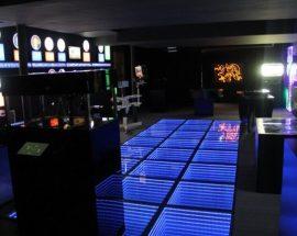افتتاحفازهای بعدی گالری نور در صورت فراهم شدن شرایط و فضا/نمایش ۱۵ آزمایش در حیطه نور