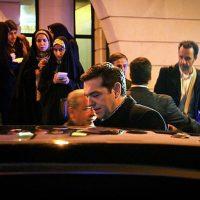 نخست وزیر یونان اصفهان را به مقصد تهران ترک کرد