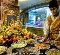 جشنواره گردشگری و غذا در قزوین برگزار میشود