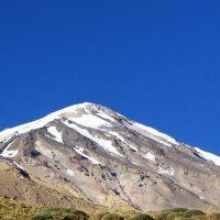 پایش گازهای آتشفشانی خروجی قله دماوند