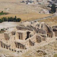 در چهل و دومین اجلاس میراث جهانی منظر باستانی ساسانیان در فهرست میراث جهانی یونسکو ثبت شد