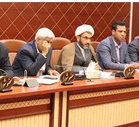 جلسه هماندیشی سرپرست میراثفرهنگی هرمزگان با اعضای شورای شهر بندرعباس برگزار شد