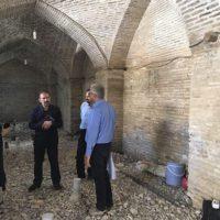 اجرای همزمان ۵ طرح مرمتی در مسجد امام اصفهان