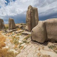 تپه های تاریخی حسنلو و بسطام تعیین حریم شدند