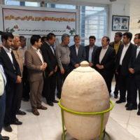 وزیر ارشاد از موزه باستان شناسی دره شهر بازدید کرد