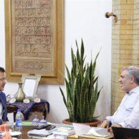 مونسان در دیدارهای جداگانه با ۴ نماینده مجلس تأکید کرد؛ حمایت سازمان میراثفرهنگی از سرمایهگذاری بخش خصوصی در پروژههای گردشگری