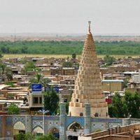 رضا چنانی رئیس اداره میراث فرهنگی شوش شد