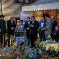 رونمایی از دو کتاب در مراسم روز تهران