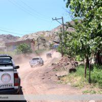 رالی گردشگری خانوادگی خودروهای دودیفرانسیل برگزار میشود