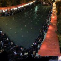 جشنواره انار در باغ نمیر تفت برگزار شد