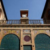 ساخت بنای تجاری دیوار به دیوار کاخ موزه گلستان