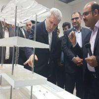 معاون رئیس جمهور از روند اجرای موزه منطقهای غرب کشور بازدید کرد