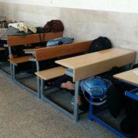 بیستمین مانور سراسری زلزله و ایمنی در مدارس زنجان  برگزار می شود