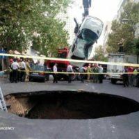 سریال فرونشست در پایتخت/ مدیران شهری شتابی برای حل بحران ندارند