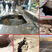 فرونشست زمین در جنوب تهران غیرقابل کنترل است/ مقابله با برداشت آب