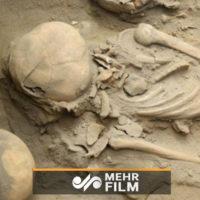 کشف گورستان هزارساله در پرو