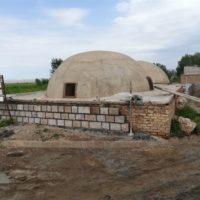 ساماندهی و تکمیل مرمت حمام تاریخی سرای هریس
