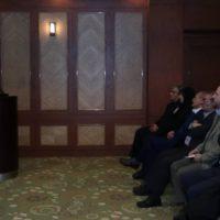 در نشست رئیس سازمان میراث فرهنگی با تعدادی از نمایندگان مجلس مطرح شد پیگیری تجهیز اماکن و سایتهای فرهنگی تاریخی به سامانه های حفاظت الکترونیک