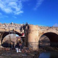 جانی دوباره در کالبد پل تاریخی سعید آباد