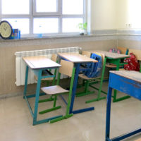 صندلی های خالی مدارس روستایی و کمبود فضا در مرکز  خراسان جنوبی