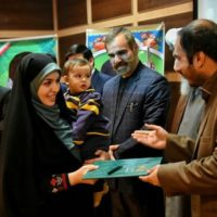 عکاس خبرگزاری مهر در خراسان شمالی رتبه دوم را کسب کرد
