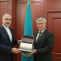 سفیر ایران در آستانه: سند گردشگری ایران و قزاقستان در حال نهایی شدن است