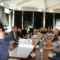 نشست مدیرکل میراث فرهنگی تهران با فعالان گردشگری چین
