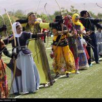مسابقه ملی تیراندازی در جشنواره زمستان بیدار اردبیل برگزار می شود