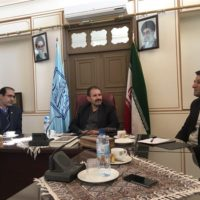 راهاندازی اولین باجه تخصصی خدمات پستی صنایعدستی در میدان امام (ره) اصفهان