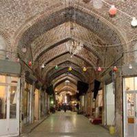 سه مغازه در بازار تاریخی خوی به حالت اولیه برگشتند