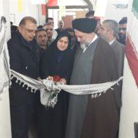 غرفه ششم بهمن در موزه شهدای آمل افتتاح شد