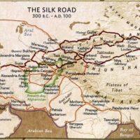 آماده پیگیری ثبت جهانی مسیر جاده ابریشم در ایران هستیم