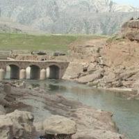 آغاز مرحله دوم عملیات مرمت و ساماندهی پل تاریخی افرینه لرستان