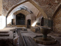 چه آیندهای در انتظار حمام شیخ بهاییست؟!