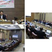 جلسه ستاد هماهنگی خدمات سفر شهرستان خوی برگزار شد