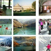 البرز؛ سرزمین چشمهسارها/ بازدید از کاخها و کاروانسراهای قدیمی