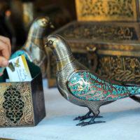 خارجیها ۳۰۰ میلیون دلار صنایع دستی ایران را صادر کردند