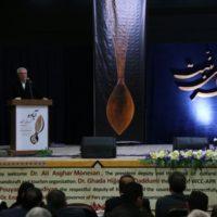 مونسان در مراسم اعطای لوح ثبت جهانی آباده صادرات ۵۰۰ میلیون دلاری صنایع دستی/استان فارس امسال دو ثبت جهانی مهم داشته است