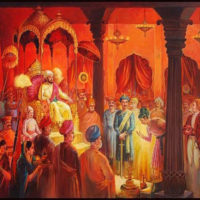 پادشاهی کتابدوست و از پیشوایان گفتوگوی فرهنگها