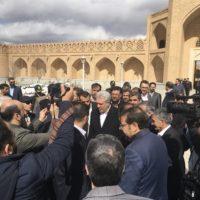 مرحله دوم عملیات ساخت مجتمع گردشگری مهستان اصفهان آغاز شد