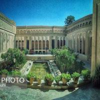 تنها بادگیر دو طبقه ایران روی اسکناسهای ۲۰۰۰۰ ریالی