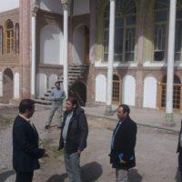 نشست مدیر فنی صندوق احیاء و مدیران کل میراث فرهنگی اردبیل و آذربایجان شرقی